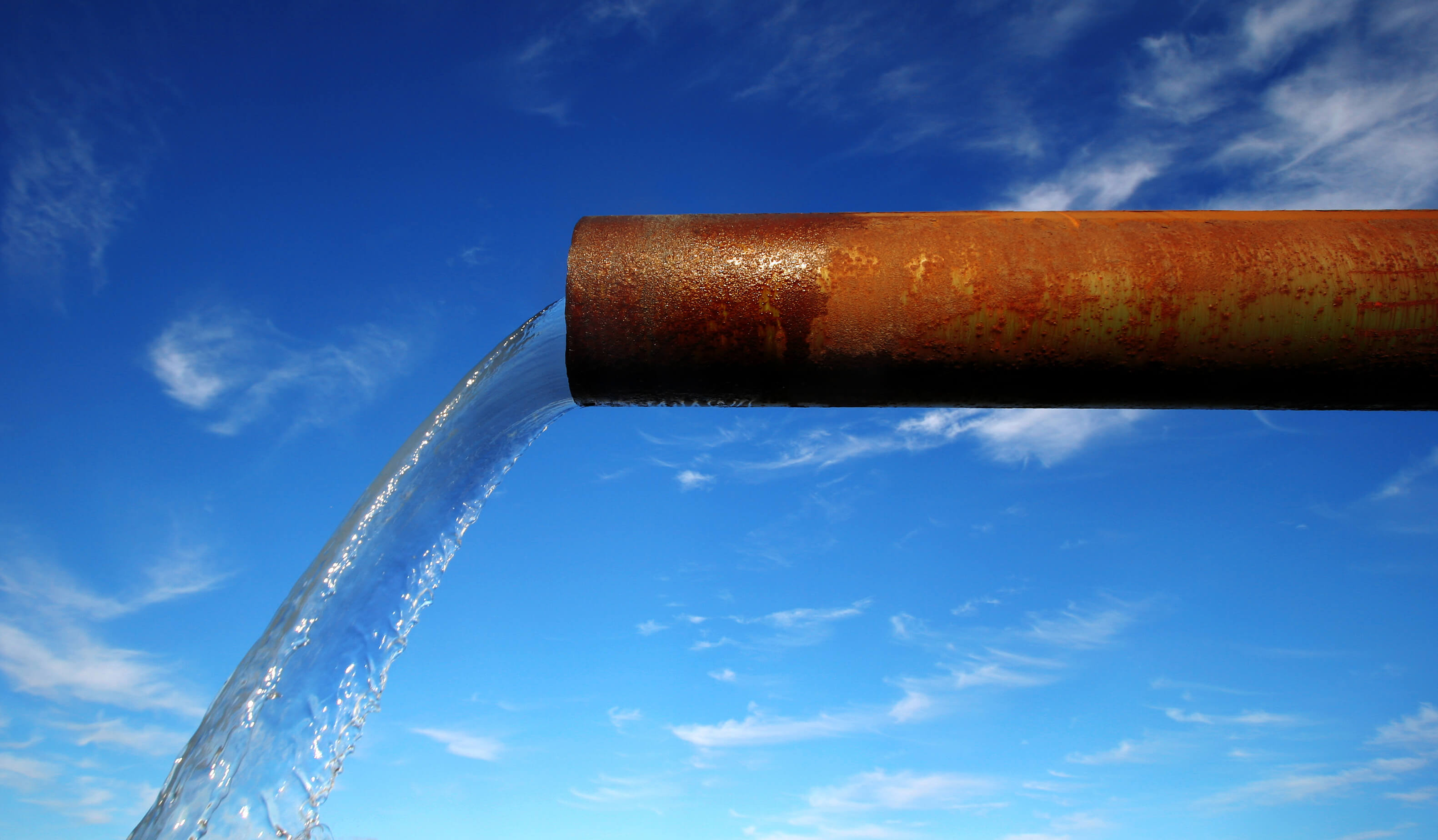 Microbial Control Inhibits Corrosion