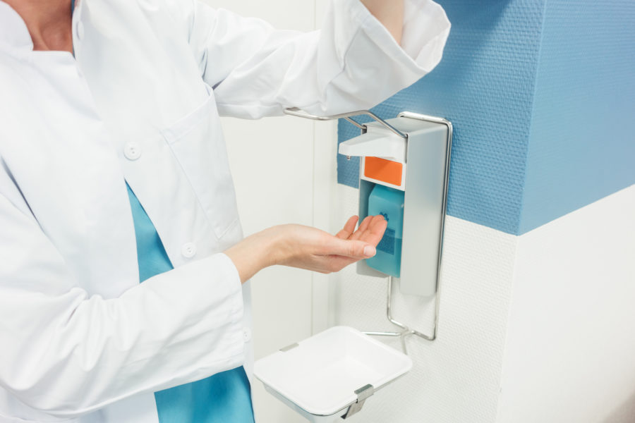 Disinfectants for Healthcare